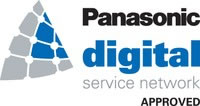 Panasonic digital service network approved
